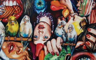 Gavin Brown_2008_Wildlife 1_122cmx153cm