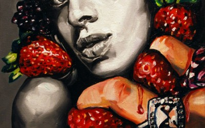 17_strawberry_girl_41cmx31cm