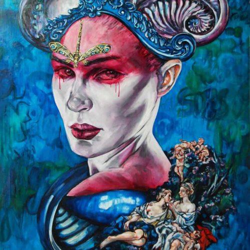'Spirit of Aphelea' Grand_oil on canvas_Gavin Brown_203cmx 152cm_2012.jpg