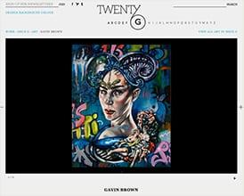 twenty-press
