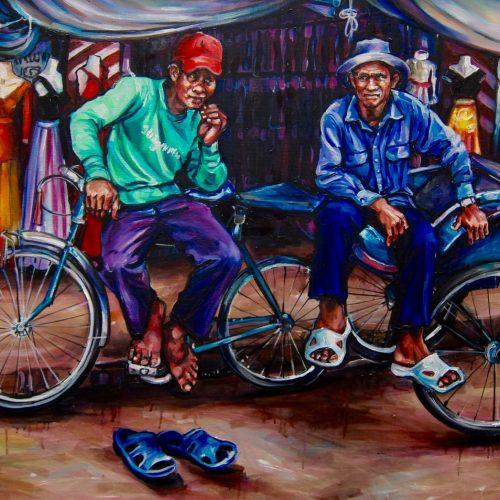 Cyclo. 1220 X 910. 2017. Oil on Canvas. Gavin Brown.jpg