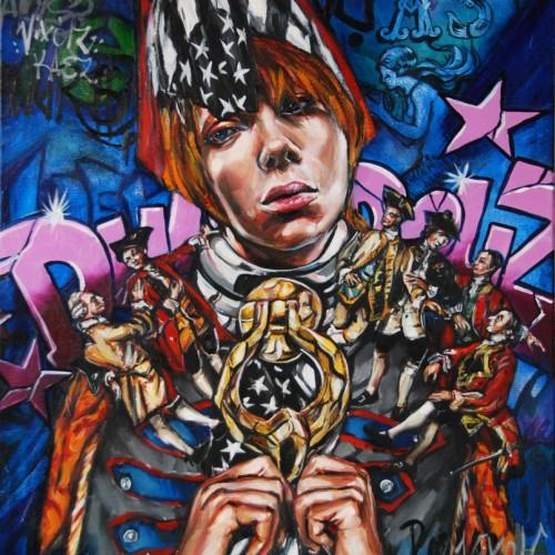 Spirit of Eucleia_oil on canvas_Gavin Brown_61cmx76cm_2012
